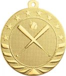 Starbrite 2 Medal - Baseball/Softbal Baseball and T-Ball Medals