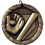 Baseball/Softball - XR Medallion Baseball and T-Ball Medals