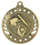 Baseball/Softball - Galaxy Medal Baseball and T-Ball Medals