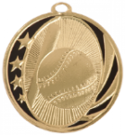MidNite Star Medal - Baseball/Softball Baseball and T-Ball Medals