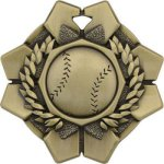 Baseball - Imperial Medal Series Baseball and T-Ball Medals