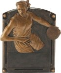 Basketball (Female) - Legends of Fame Resin Basketball Award Trophies