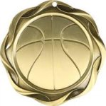 Basketball - Fusion Medal Basketball Medals