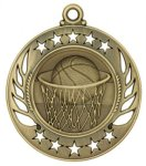 Basketball - Galaxy Medal Basketball Medals