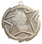 Basketball - Star Medal Basketball Medals