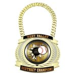 All Star Champ Chain - Metal with Premium Metal Chain Belts | Championship