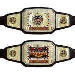Poker Championship Award Belt Belts | Championship