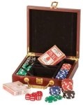 Poker Set Boxes