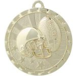 Bright Medal - Football BriteLazer Medallion