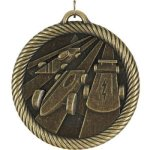 2 Pinewood Derby/Racing - Value Star Medal Cars, Cycles and Racing Medals