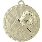 Bright Medal - Cheer Cheerleading Medals