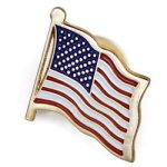 USA Flag - Chenille Pin Chenille Pins