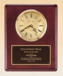 Best Seller! Rosewood Piano Finish Vertical Wall Clock Clocks