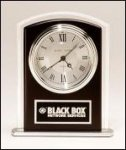 Beveld Glass Clock Clocks