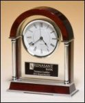Rosewood Piano Finish Mantle Clock   Clocks
