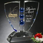 Pinion Indigo Award Cobalt Blue Awards