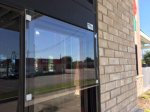 COVID-19 Sneeze Guard - Plexiglass - Drive-Thru Window COVID-19 Acrylic Sneeze Guard for Businesses