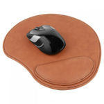 Leatherette Mouse Pad Desk Items