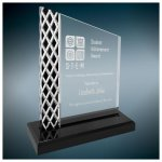 Unite Diamond Ice Acrylic - Black Diamond Awards