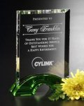 Greenbury Crystal Award Distinguished Crystal Awards