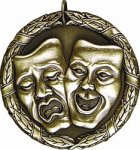 Drama - XR Medallion Drama Award Trophies