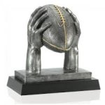 Catch That Ball Champion Trophy Fantasy Champion Trophies over $25