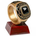 A New Item! Champion Ring Fantasy Champion Trophies under $25