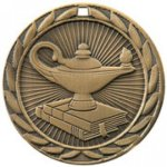 Lamp of Knowledge - FE Iron Medal FE Iron Medals