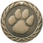 Paw Print - FE Iron Medal FE Iron Medals