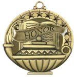 Honor - Academic Performance Medals  Fire, Police and Safety