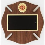 Maltese Cross Fire Department Plaque Fire, Police and Safety