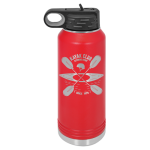 32 oz. Polar Camel Water Bottle - Red Fire, Police and Safety