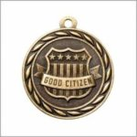 Good Citizen - Scholastic Medal Series Fire, Police and Safety