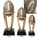 Fantasy Football Tower Resin Football and Rugby Awards and Trophies