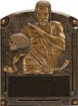 Flag Football - Legends of Fame Resin Football and Rugby Awards and Trophies