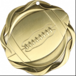 Football - Fusion Medal Football and Rugby Medals