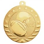 Starbrite 2 Medal - Football Football and Rugby Medals