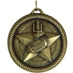 Football - Value Star Medal Football and Rugby Medals