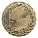 Rugby - FE Iron Medal   Football and Rugby Medals