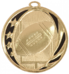 MidNite Star Medal - Football Football and Rugby Medals