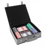 Leatherette Poker Set Frames and Gifts