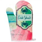 Customizable Full Color Oven Mitt Full Color Novelties