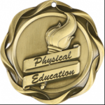 Physical Education - Fusion Medal Fusion Medals