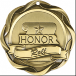 Honor Roll - Fusion Medal Fusion Medals