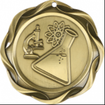 Science - Fusion Medal Fusion Medals