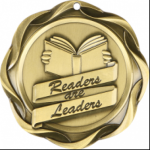 Readers Are Leaders - Fusion Medal Fusion Medals