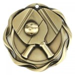 Pickleball - Fusion Medal   Fusion Medals