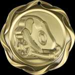 Wrestling - Fusion Medal Fusion Medals