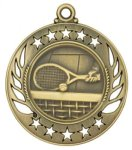 Tennis - Galaxy Medal Galaxy Medallion