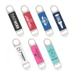 Bottle Opener with Silicone Grip  Gift Items